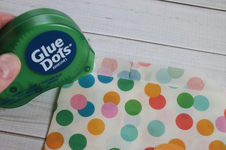 monogrammed-treat-bags-sealing-bag-closed-glue-squares.jpg