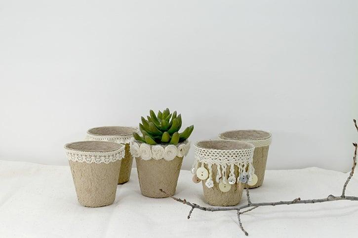 permanent-glue-dots-rustic-wedding-succulent-centerpieces-step2.jpg