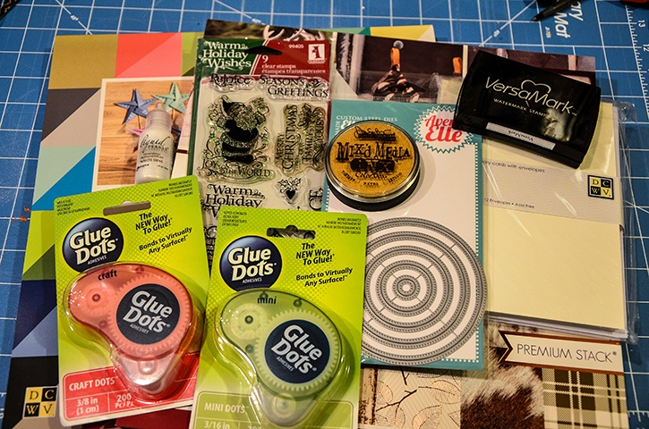 glue-dots-how-to-make-mass-produced-christmas-cards-at-home-supplies.jpg