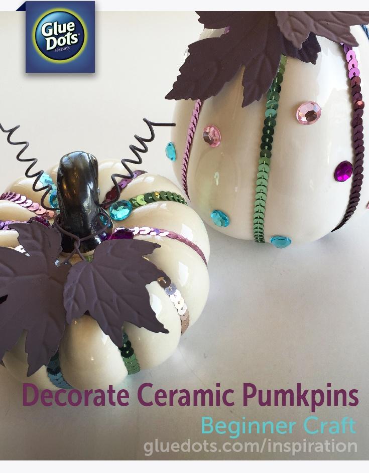 glue-dots-decorative-ceramic-pumpkins-by-tammy-santana.jpg
