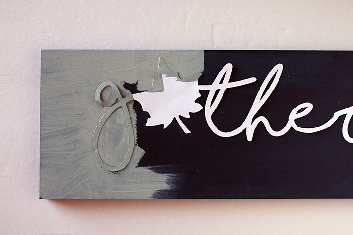 glue-dots-gather-together-sign-painting-over-stencil.jpg