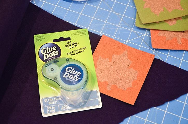 glue-dots-fall-coasters-ultra-thin-glue-dots-felt-to-cork-coasters.jpg