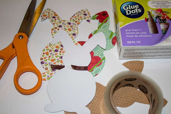 Bunny Card Set  Glue Lines step.jpg