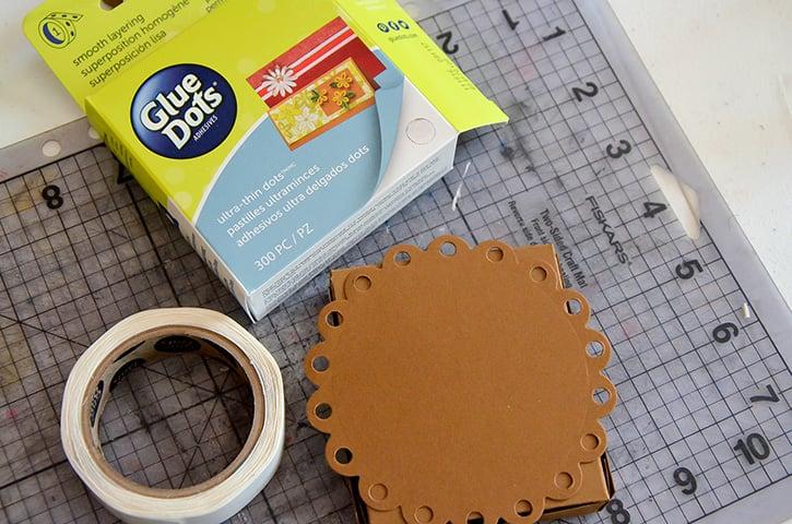 Glue-Dots-Marvy-Treat-Box-attach