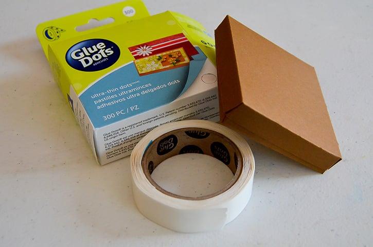 Glue-Dots-Marvy-Treat-Box-ultra-thin