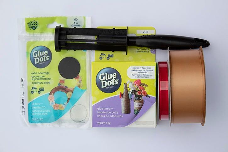 Glue-Dots-Ribbon-Wand-supplies