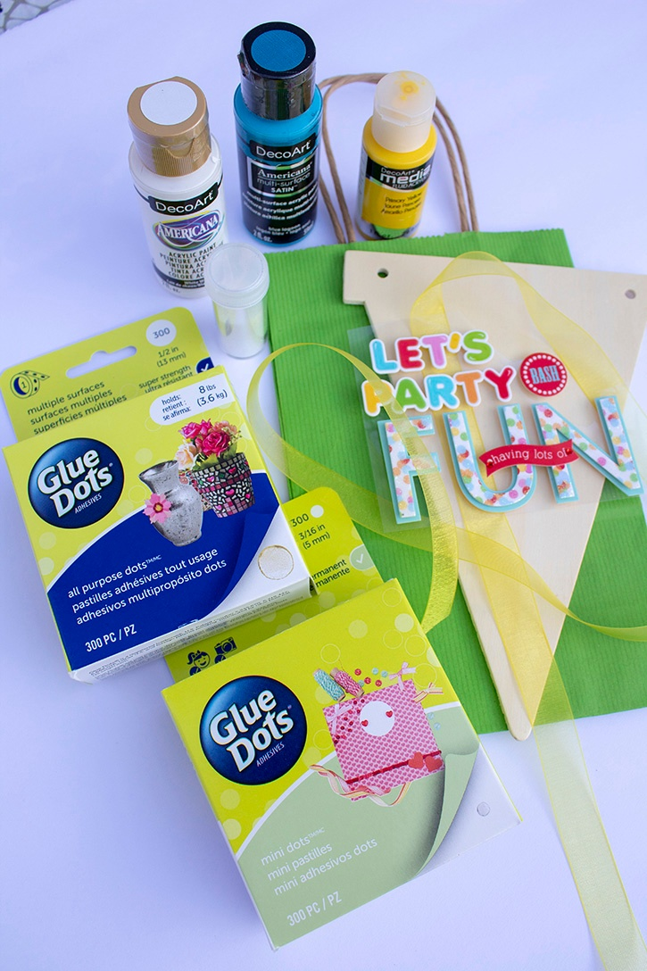 Banner Birthday Gift Bag supplies copy-1