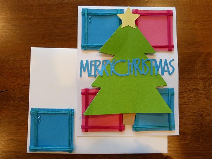 Glue-Dots-Christmas-Tree-card-finished
