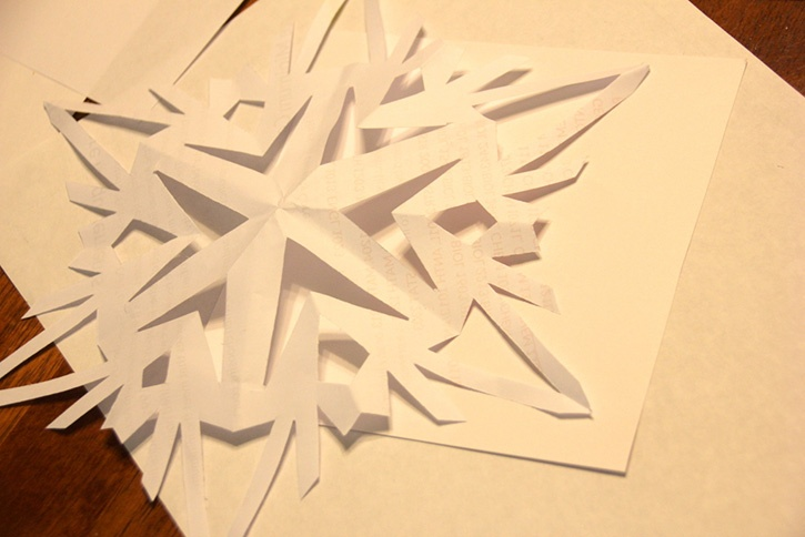 Glue-Dots-Snowflake-Card