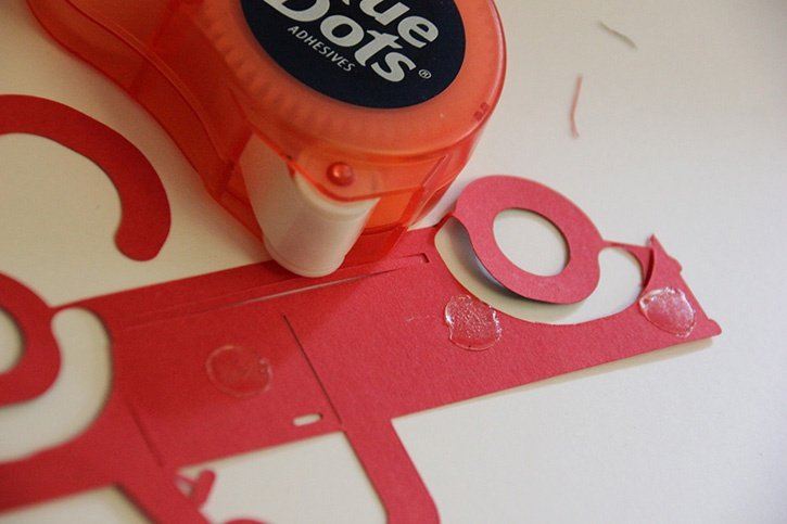 Glue-Dots-Christmas-crate-craft