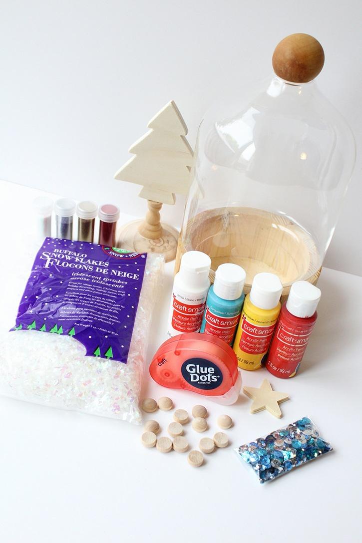 Glue-Dots-Danielle-Hunter-Retro-Inspired-Christmas-Terrarium-supplies