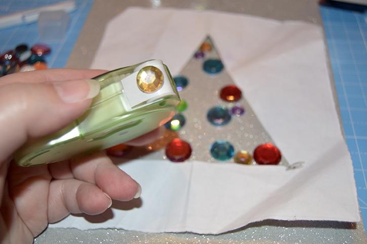 Glue-Dots-Glittering-Gem-Tree-adhere