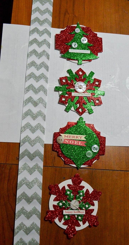 Glue-Dots-Holiday-Banner-ribbon