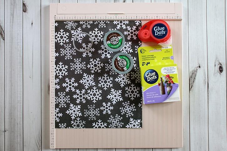 Glue-Dots-Hot-Cocoa-Holder-supplies