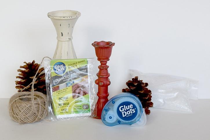 Glue-Dots-Pinecone-Holder-supplies2