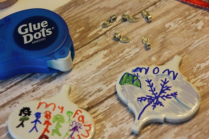 Glue-Dots-Tile-Keepsake-Ornament-attach