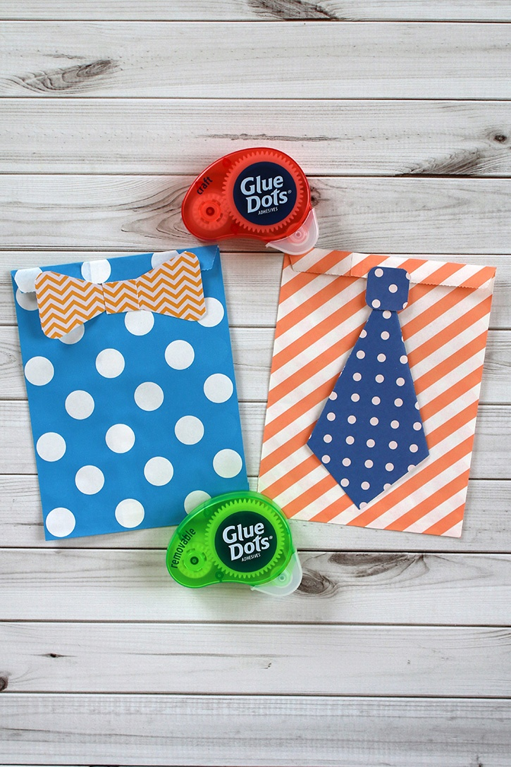 Father's Day Tie Bags-008