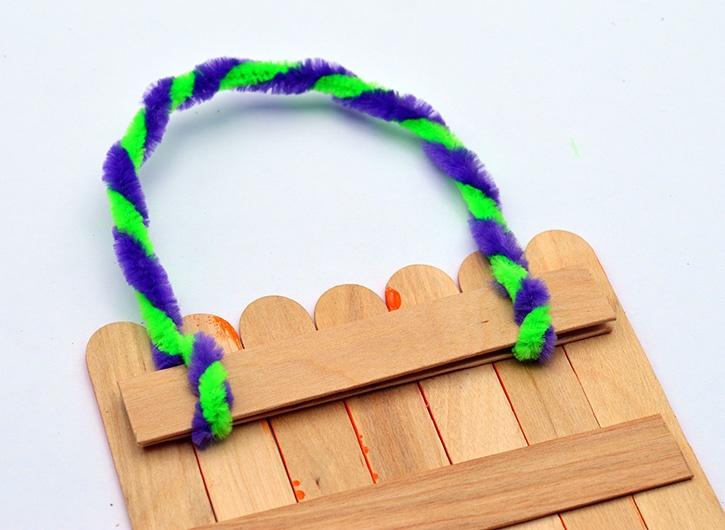 Jack O Lantern Kids Craft handle detail dmb copy