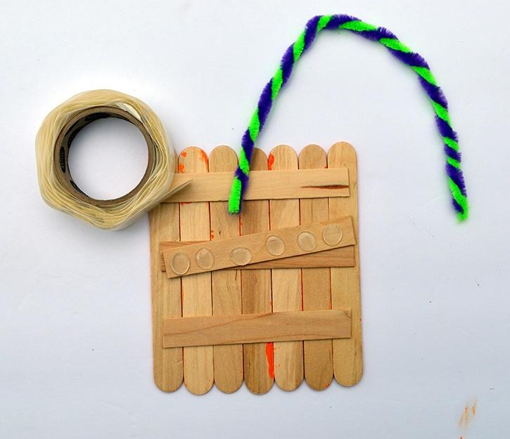 Jack O Lantern Kids Craft handle dmb copy