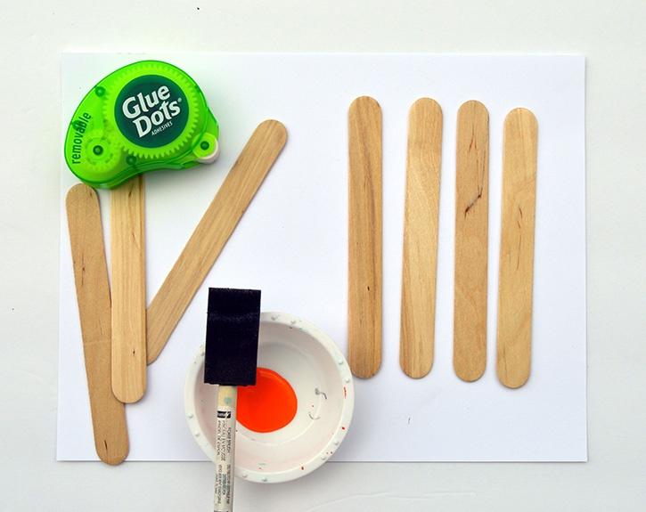 Jack O Lantern Kids Craft removable tip dmb copy