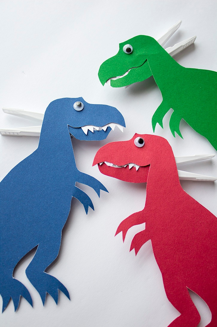 T-Rex Kids Craft Walmart finished vertical (1)