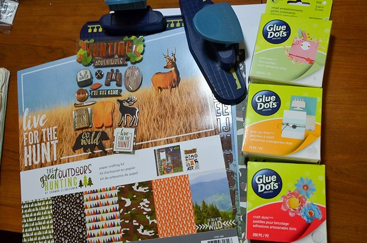 Glue-Dots-Grace-Tolman-Paper-House-Hunting-Layout-Supplies