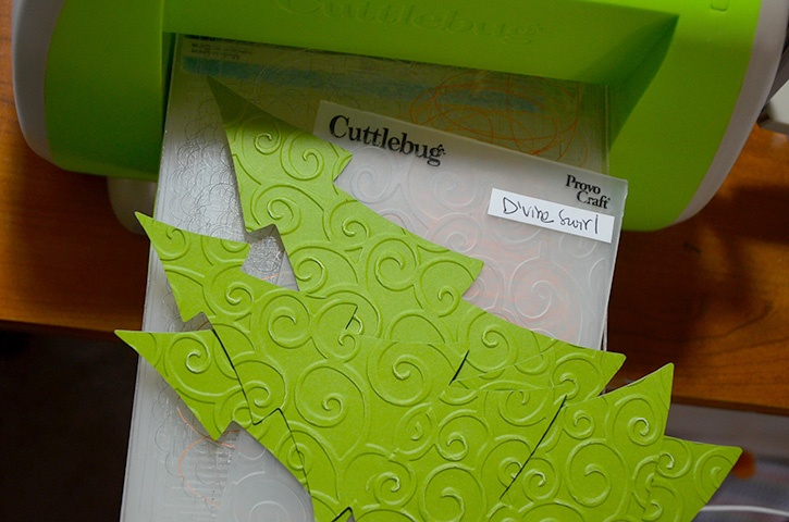 Glue-Dots-Grace-Tolman-Paper-House-Hunting-Layout-embossed-trees