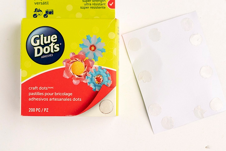 Glue-Dots-Melanie-East -Paper-House-Desk-Decor-attach