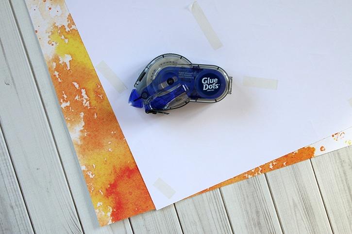 Glue-Dots-Paper-House-Layout-GlueTape copy