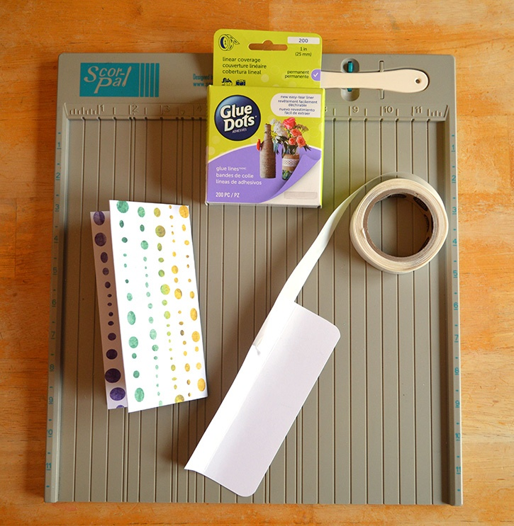 Glue-Dots-Paper-House-Pocket-Journal-cover