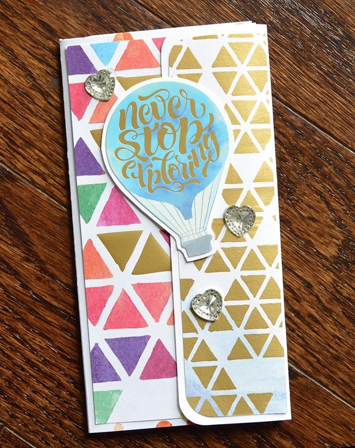 Glue-Dots-Paper-House-Pocket-Journal-finished