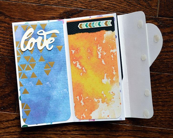 Glue-Dots-Paper-House-Pocket-Journal-inside-finished