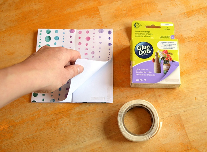 Glue-Dots-Paper-House-Pocket-Journal-lines
