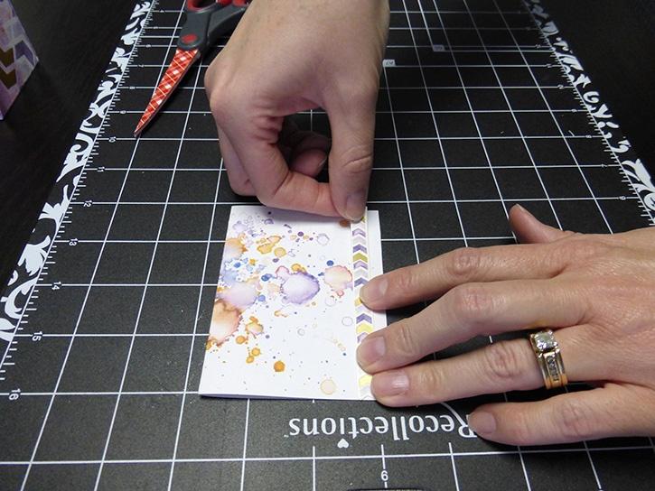 Glue-Dots-Paper-House-Treat-Box-card