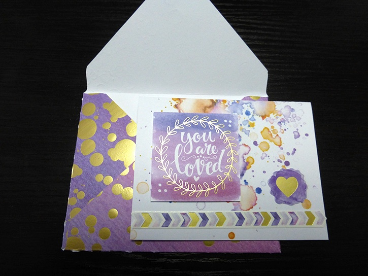 Glue-Dots-Paper-House-Treat-Box-full-finished-card