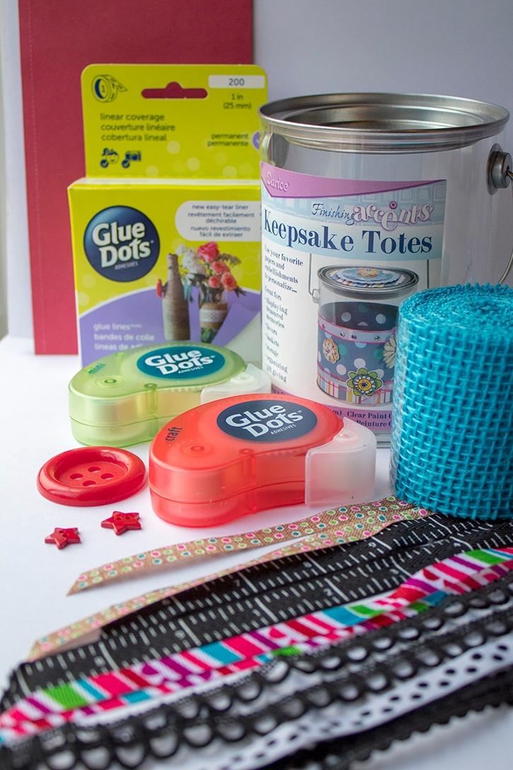 Teachers Help Small Things Grow supplies