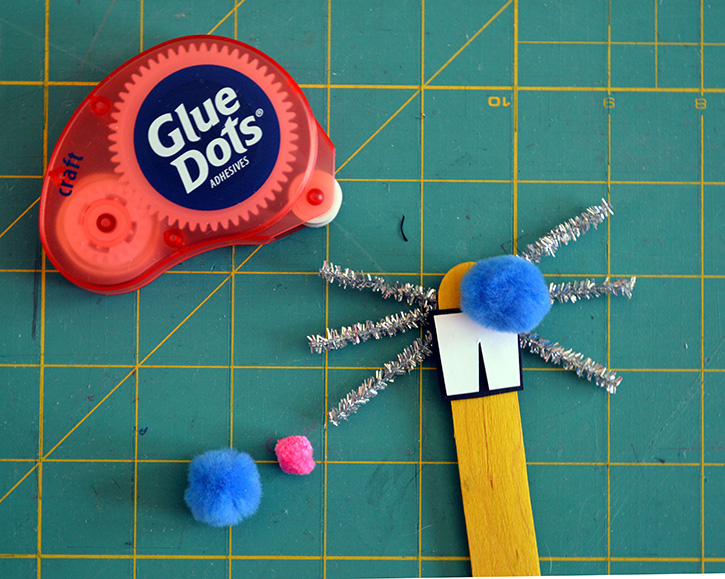 Glue-Dots-Bunny-Photo-Prop-attach