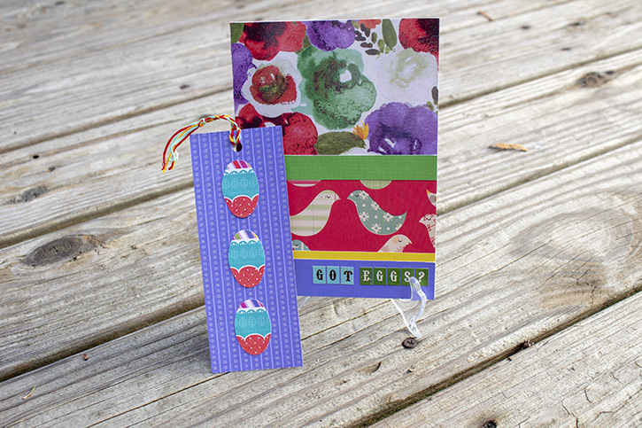 Glue-Dots-Easter-Bookmark-Card-finished