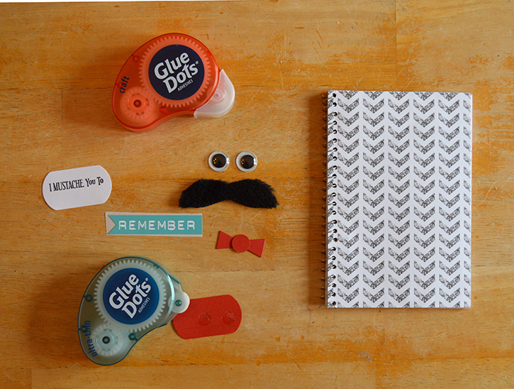 Glue-Dots-Dads-Password-book-front