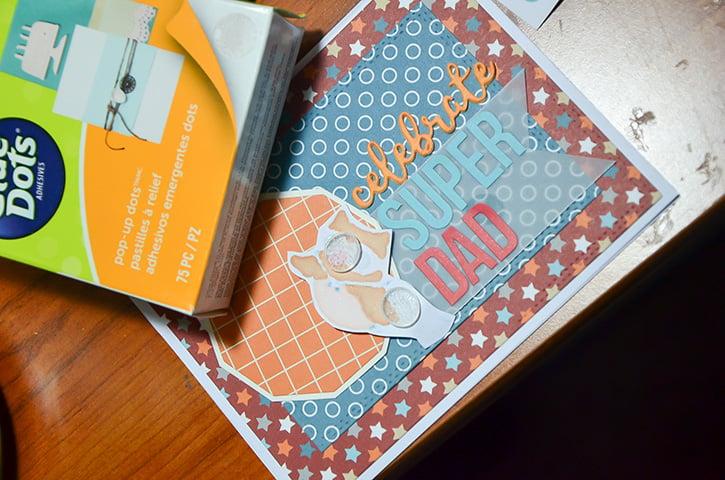 Glue-Dots-Super-Dad-Card-pop-up