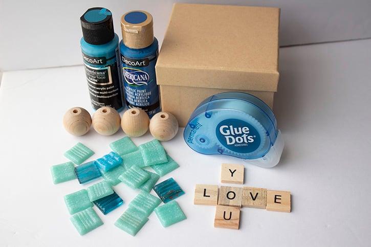 Glue-Dots-Jewelry-Box-supplies