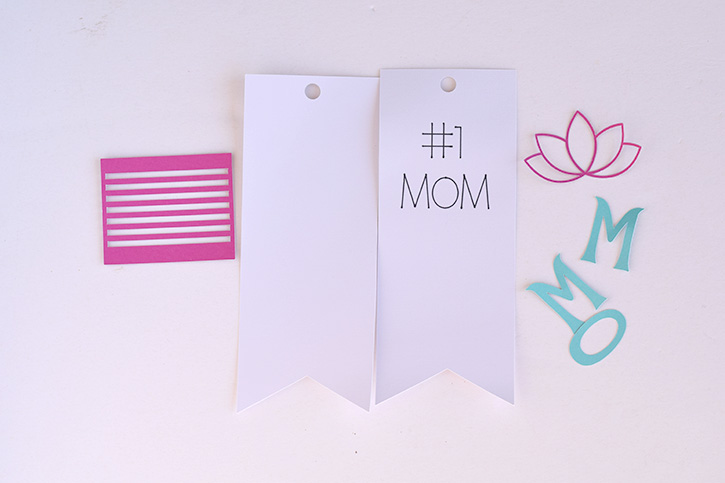 Glue-Dots-Mothers-Day-Bookmark-pieces