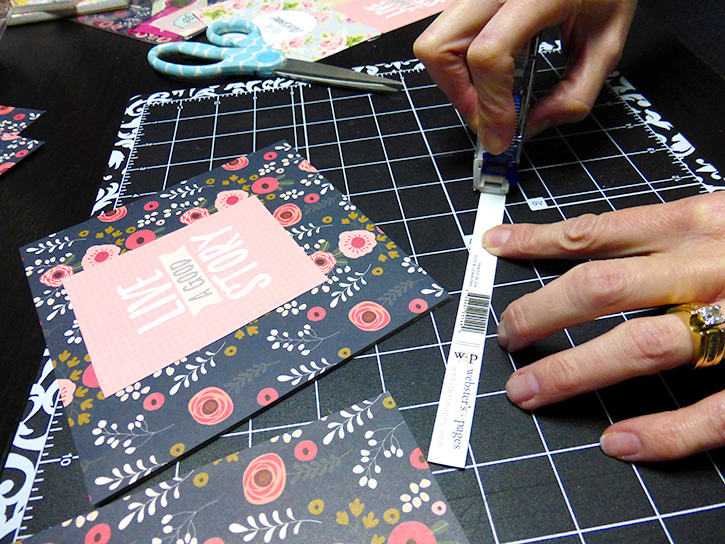Glue-Dots-Websters-Pages-DIY-Notebook-attach