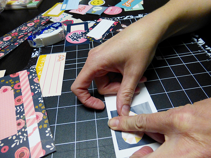 Glue-Dots-Websters-Pages-DIY-Notebook-diecut