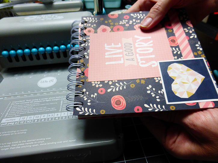 Glue-Dots-Websters-Pages-DIY-Notebook