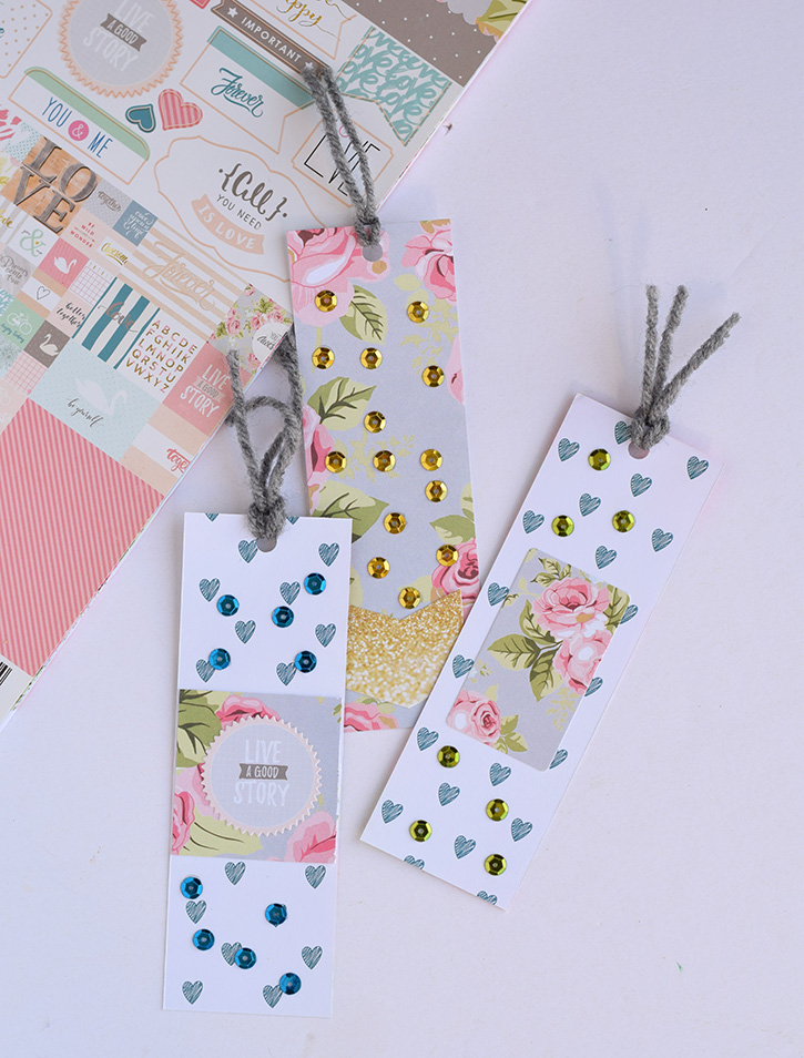 Glue-Dots-Websters-Pages-Sequin-Bookmark-finished