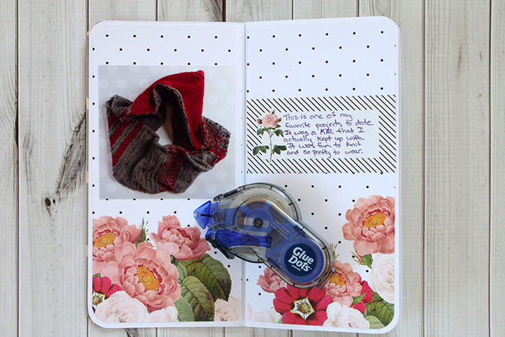 Glue-Dots-Websters-Travlers-Journal-attach