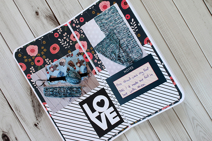 Glue-Dots-Websters-Travlers-Journal-page