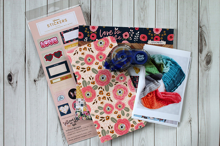 Glue-Dots-Websters-Travlers-Journal-supplies