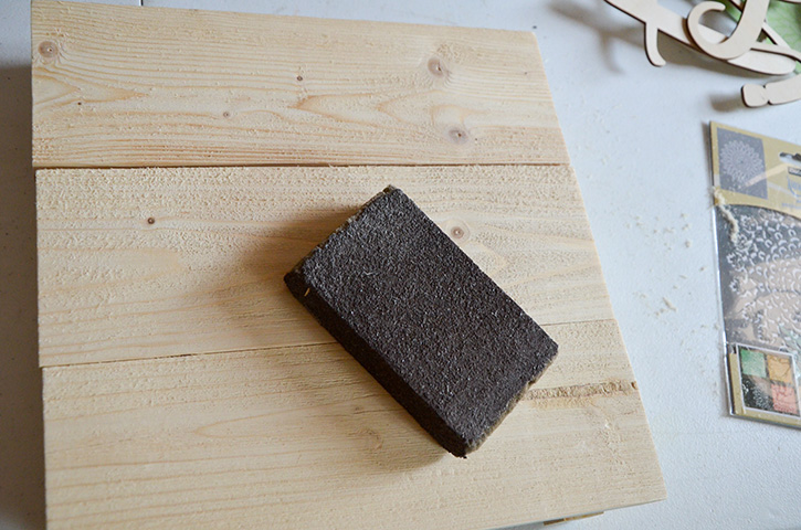 Glue-Dots-This-Is-Us-sanding